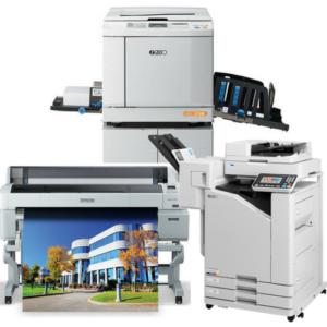 High Speed Inkjet Printers
