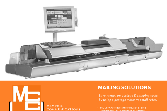 Mailing Solutions & Postage Meters | MCC Memphis