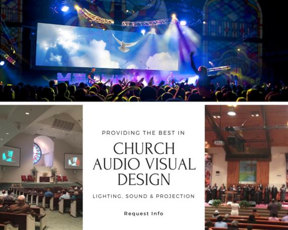 MCC Memphis Church Audio Visual Systems