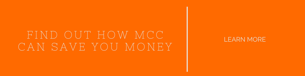 Save money with MCC - schedule a demo