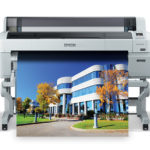 Epson T7270 Single Roll Wide Format Printer